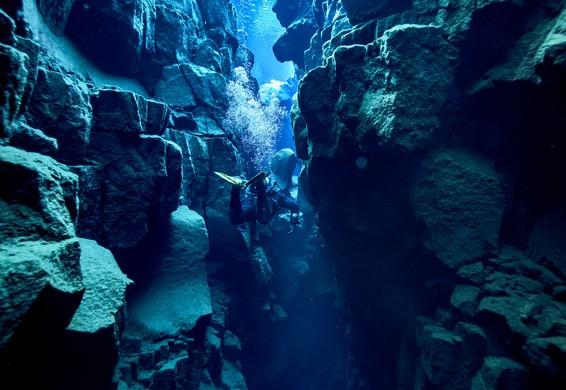 Silfra Iceland