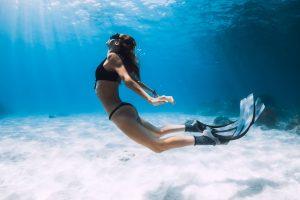 Freediving Level 1 only for women @ Tauchturm Seiersberg